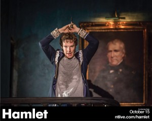 9. Hamlet (Benedict Cumberbatch). Photo by Johan Persson.